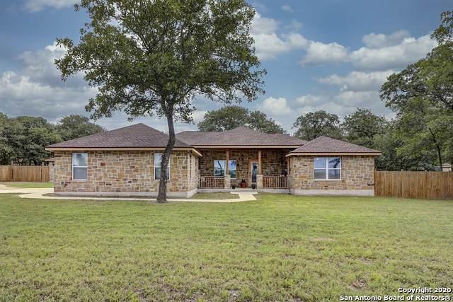 1014 County Road 319, La Vernia, TX 78121 (MLS #1462456) :: The Heyl Group at Keller Williams