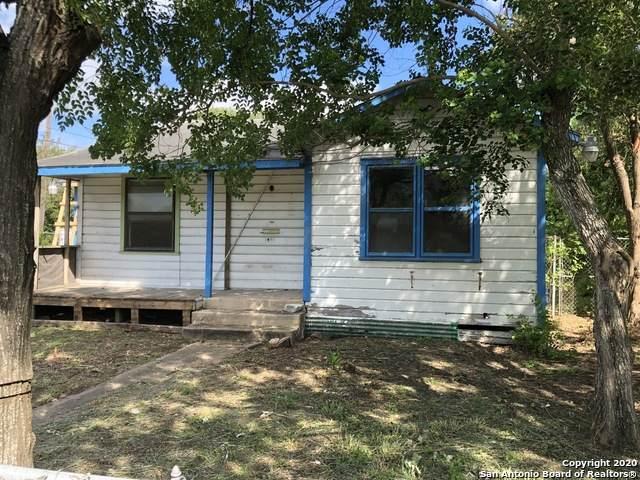 1401 Stillman Ave, Corpus Christi, TX 78407 (MLS #1462538) :: The Gradiz Group