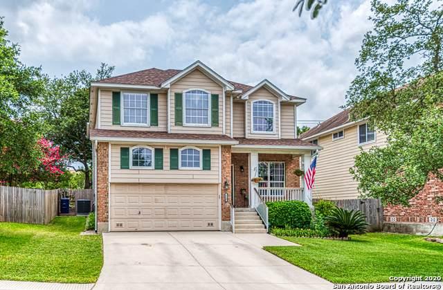 110 Red Hawk Ridge, San Antonio, TX 78258 (MLS #1462680) :: The Heyl Group at Keller Williams