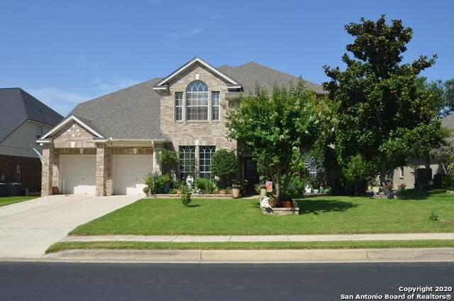 3912 Arroyo Sierra, Schertz, TX 78154 (MLS #1463126) :: The Gradiz Group