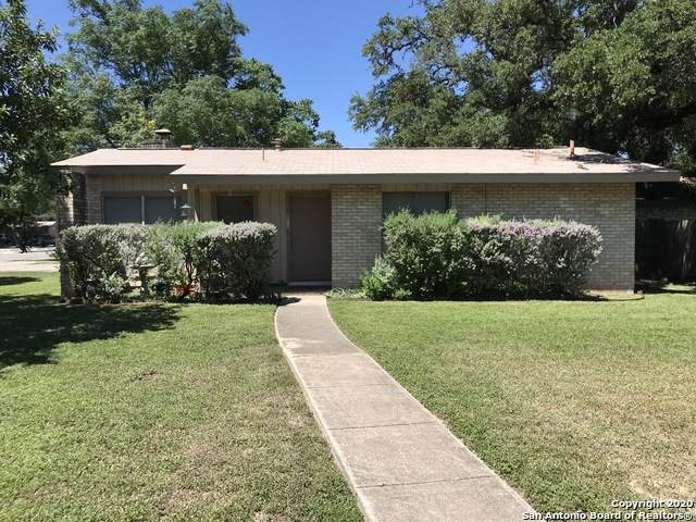 2601 Old Moss Rd, San Antonio, TX 78217 (MLS #1463127) :: The Heyl Group at Keller Williams