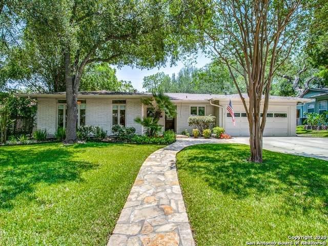 434 Oakleaf Dr, San Antonio, TX 78209 (MLS #1463249) :: Exquisite Properties, LLC
