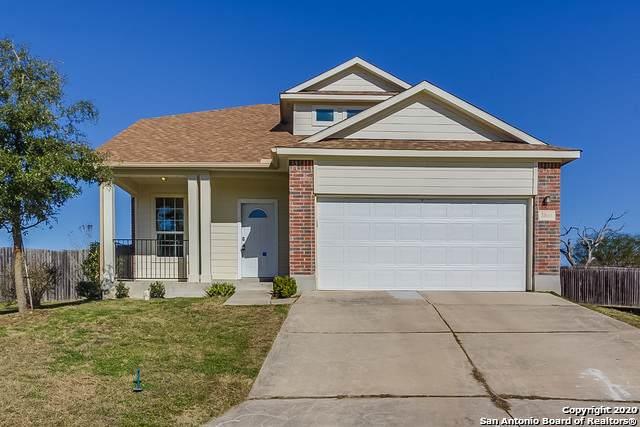 3806 Maiden Way, Converse, TX 78109 (MLS #1463253) :: BHGRE HomeCity San Antonio