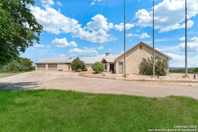 169 Silver Hills Rd, Kerrville, TX 78028 (MLS #1463520) :: Alexis Weigand Real Estate Group