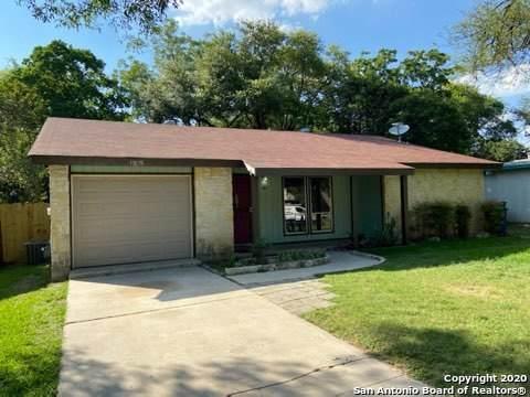 11815 El Sendero St, San Antonio, TX 78233 (MLS #1463597) :: Alexis Weigand Real Estate Group