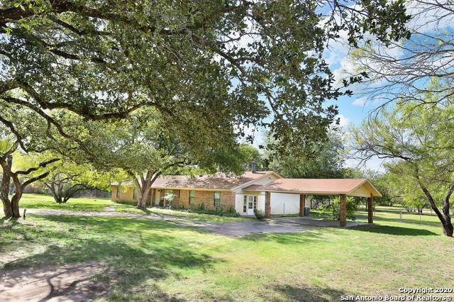 75 Pulliam Dr, Pleasanton, TX 78064 (MLS #1463639) :: Concierge Realty of SA