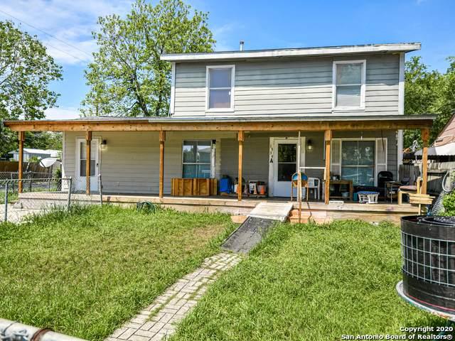 1339 W Ridgewood Ct, San Antonio, TX 78201 (#1463993) :: The Perry Henderson Group at Berkshire Hathaway Texas Realty