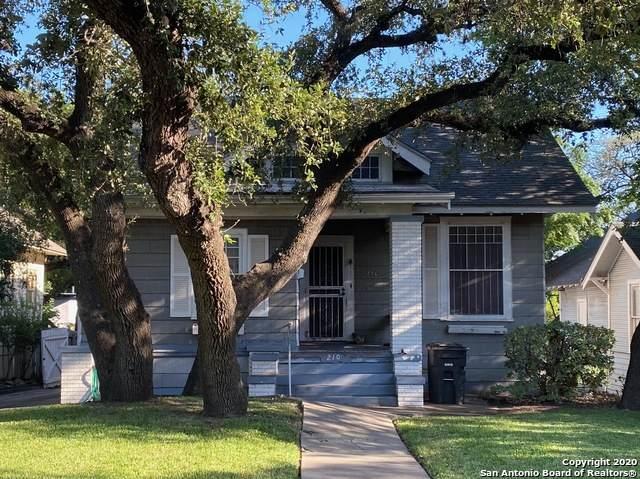 210 E Huisache Ave, San Antonio, TX 78212 (MLS #1464045) :: Berkshire Hathaway HomeServices Don Johnson, REALTORS®