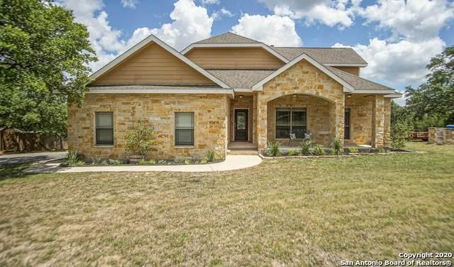 8031 Ashford Dr, Spring Branch, TX 78070 (MLS #1464136) :: BHGRE HomeCity San Antonio