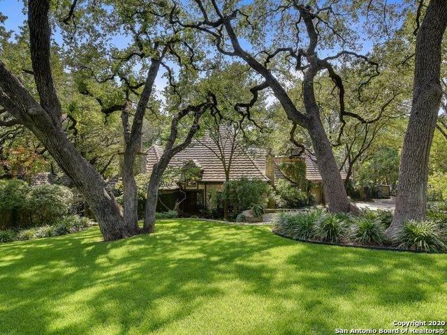 11 Orsinger Hill, San Antonio, TX 78230 (MLS #1464159) :: The Glover Homes & Land Group