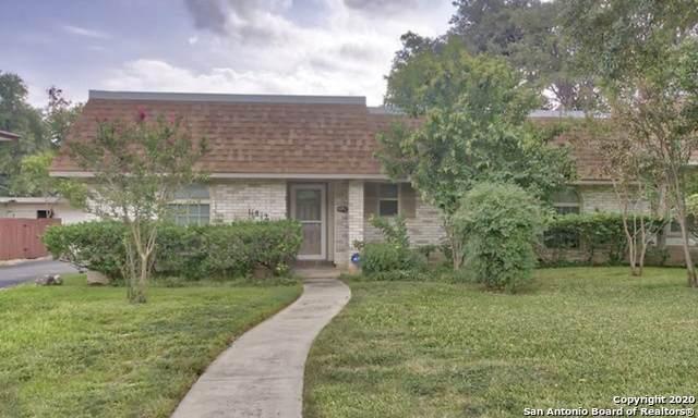 11812 Song St, San Antonio, TX 78216 (MLS #1464222) :: The Heyl Group at Keller Williams