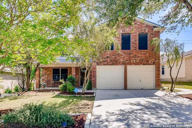 3948 Brook Hollow Dr, Schertz, TX 78154 (#1464230) :: The Perry Henderson Group at Berkshire Hathaway Texas Realty
