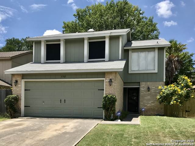 5707 Spring Night St, San Antonio, TX 78247 (MLS #1464266) :: The Heyl Group at Keller Williams