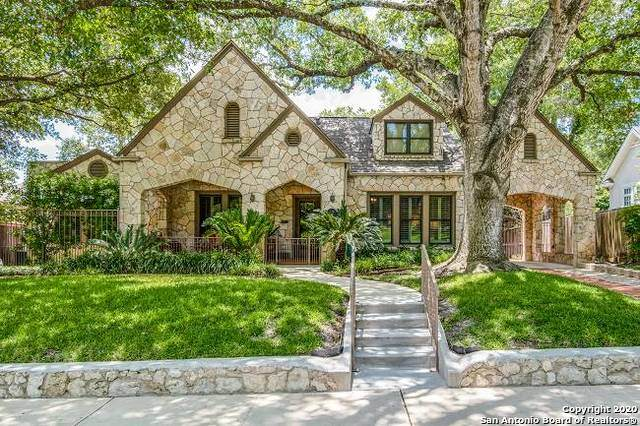 248 Rosemary Ave, Alamo Heights, TX 78209 (MLS #1464293) :: Reyes Signature Properties