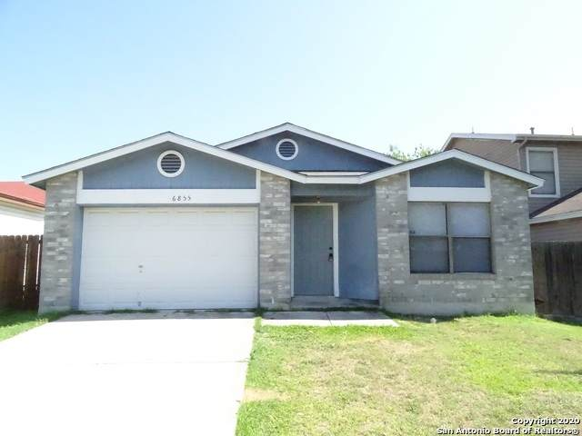 6855 Flaming Ridge Dr, Converse, TX 78109 (MLS #1464301) :: BHGRE HomeCity San Antonio