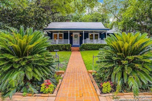 215 Montclair St, Alamo Heights, TX 78209 (MLS #1464348) :: Vivid Realty