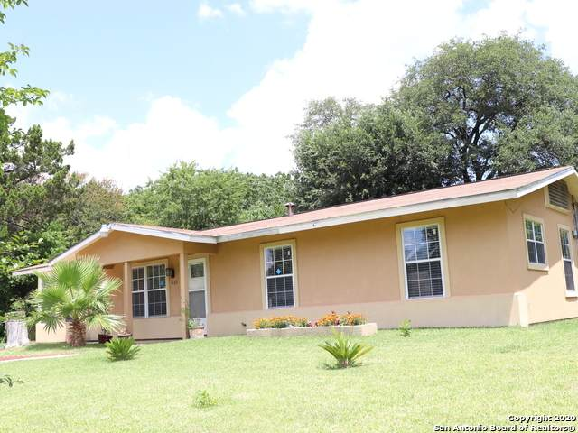 4135 Tropical Dr, San Antonio, TX 78218 (MLS #1464363) :: The Rise Property Group