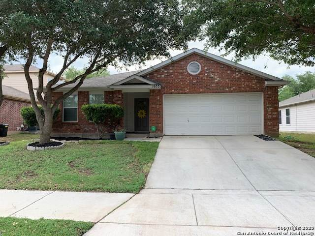 1653 Cloudy Brook, Schertz, TX 78154 (#1464613) :: The Perry Henderson Group at Berkshire Hathaway Texas Realty