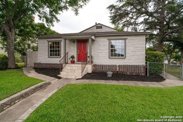 849 Dakota St, San Antonio, TX 78203 (MLS #1464765) :: Vivid Realty
