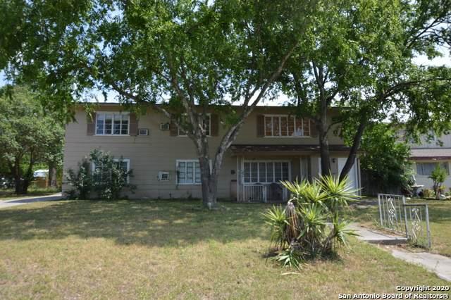 234 Senisa Dr, San Antonio, TX 78228 (MLS #1464822) :: The Lugo Group