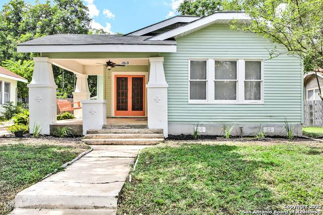1810 Schley Ave, San Antonio, TX 78210 (MLS #1464888) :: Alexis Weigand Real Estate Group