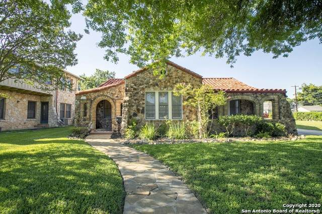 2107 W Kings Hwy, San Antonio, TX 78201 (MLS #1464892) :: The Heyl Group at Keller Williams