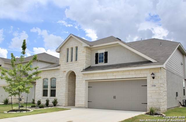 2326 Olive Way, San Antonio, TX 78259 (MLS #1464904) :: The Mullen Group | RE/MAX Access
