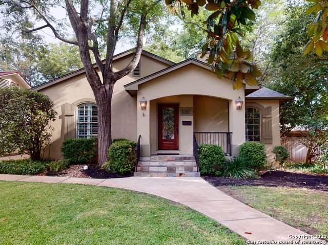 120 Tuxedo Ave, Alamo Heights, TX 78209 (MLS #1464939) :: Vivid Realty