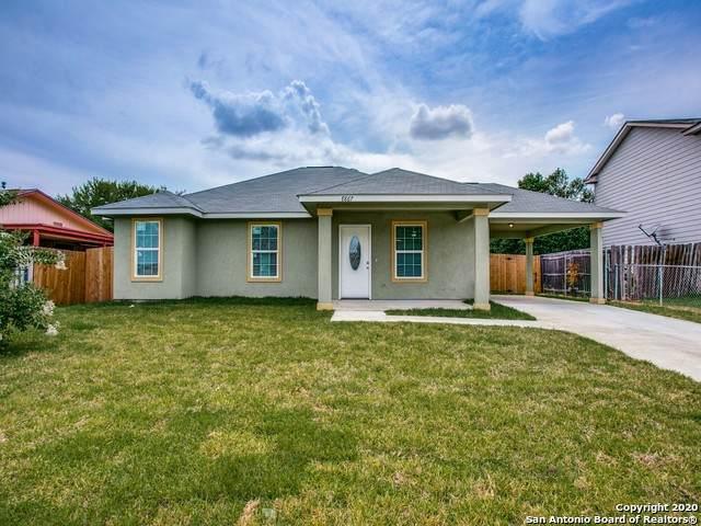 8867 Old Sky Harbor, San Antonio, TX 78242 (MLS #1464953) :: Alexis Weigand Real Estate Group