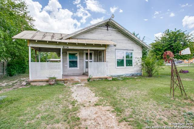 4036 Culebra Rd, San Antonio, TX 78228 (MLS #1464974) :: Carolina Garcia Real Estate Group