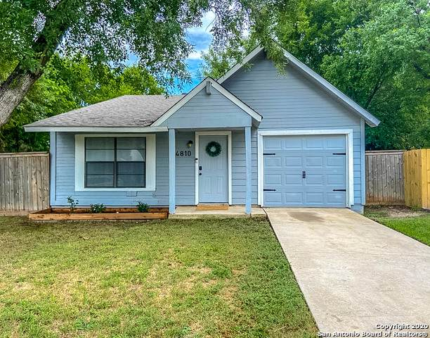 4810 Borchers Dr, Kirby, TX 78219 (MLS #1464977) :: The Heyl Group at Keller Williams