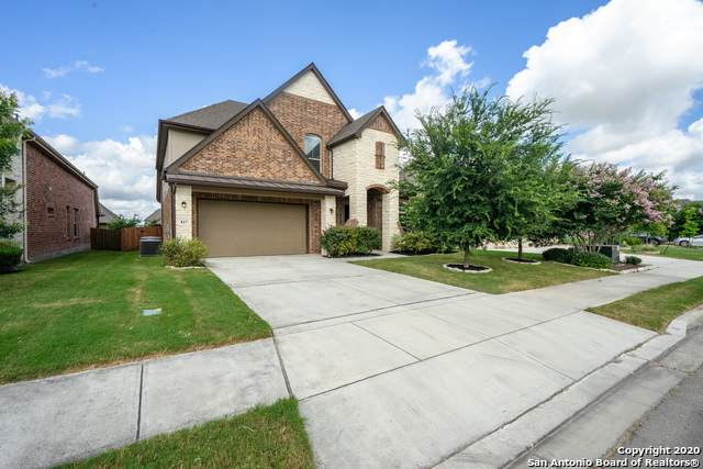 817 Alpino, Cibolo, TX 78108 (#1465008) :: The Perry Henderson Group at Berkshire Hathaway Texas Realty