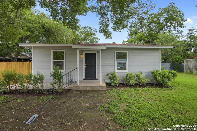 240 Grobe Rd, San Antonio, TX 78220 (MLS #1465027) :: The Heyl Group at Keller Williams