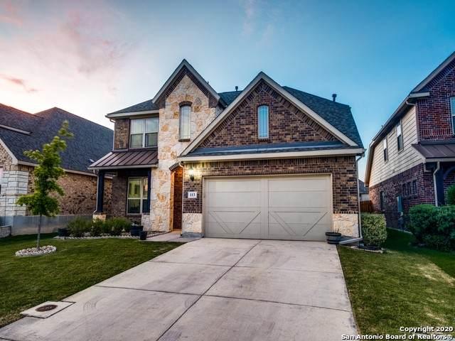 113 Dovetail St, Boerne, TX 78006 (MLS #1465034) :: Exquisite Properties, LLC