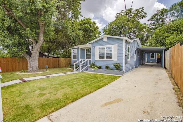 523 S Palmetto Ave, San Antonio, TX 78203 (MLS #1465063) :: Alexis Weigand Real Estate Group
