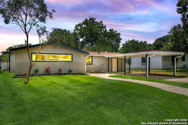 648 Kashmuir Pl, San Antonio, TX 78223 (MLS #1465071) :: Alexis Weigand Real Estate Group