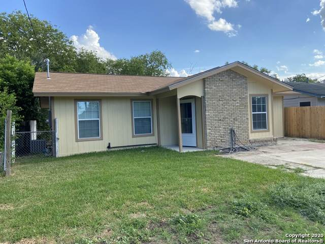 306 Plainview Dr, San Antonio, TX 78228 (MLS #1465113) :: Alexis Weigand Real Estate Group
