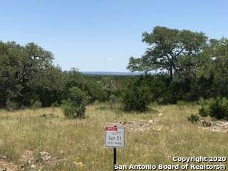 LOT 21 Sabinas Creek Ranch Rd, Boerne, TX 78006 (MLS #1465126) :: Williams Realty & Ranches, LLC