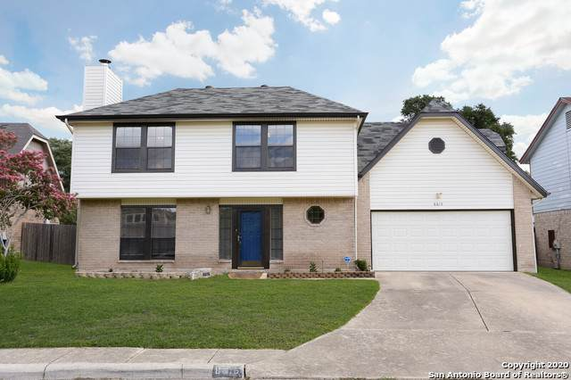 8815 Chilliwack Dr, San Antonio, TX 78250 (MLS #1465158) :: The Mullen Group | RE/MAX Access
