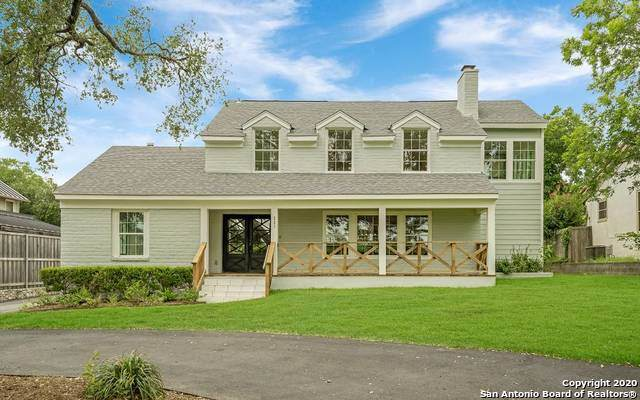 231 Burr Rd, Terrell Hills, TX 78209 (#1465176) :: The Perry Henderson Group at Berkshire Hathaway Texas Realty