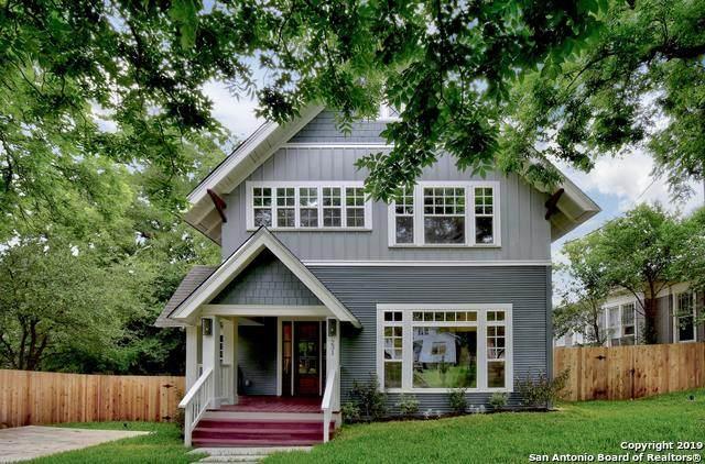 231 Post Ave, San Antonio, TX 78215 (MLS #1465200) :: Reyes Signature Properties