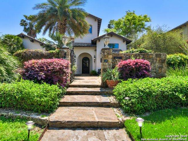 442 Canterbury Hill St, San Antonio, TX 78209 (#1465285) :: The Perry Henderson Group at Berkshire Hathaway Texas Realty