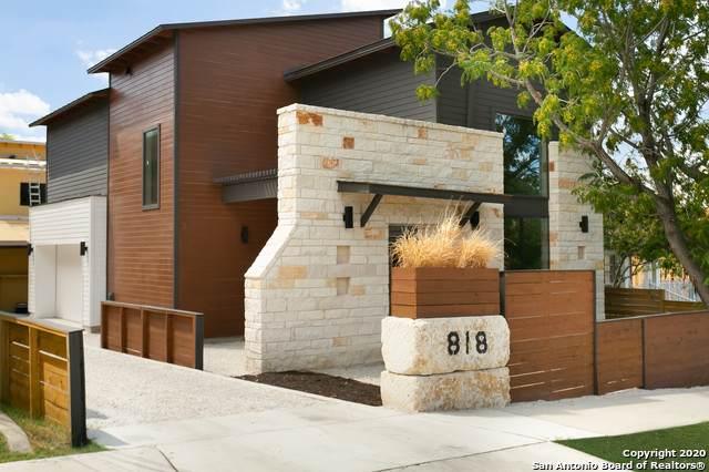 818 Martin Luther King Dr #1, San Antonio, TX 78203 (MLS #1465295) :: Vivid Realty