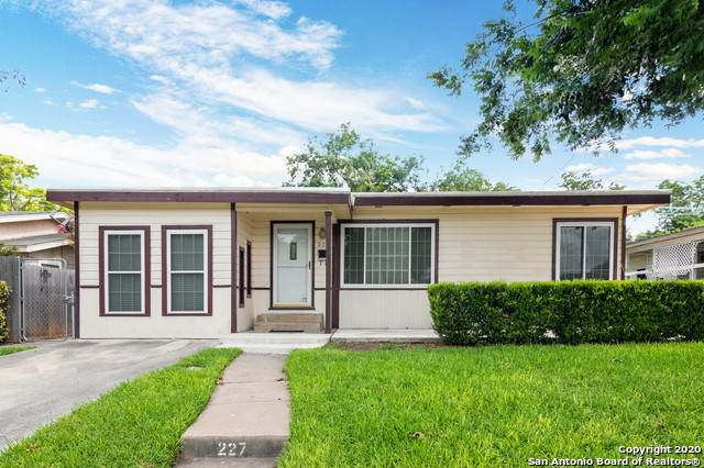 227 Nassau Dr, San Antonio, TX 78213 (MLS #1465353) :: Santos and Sandberg