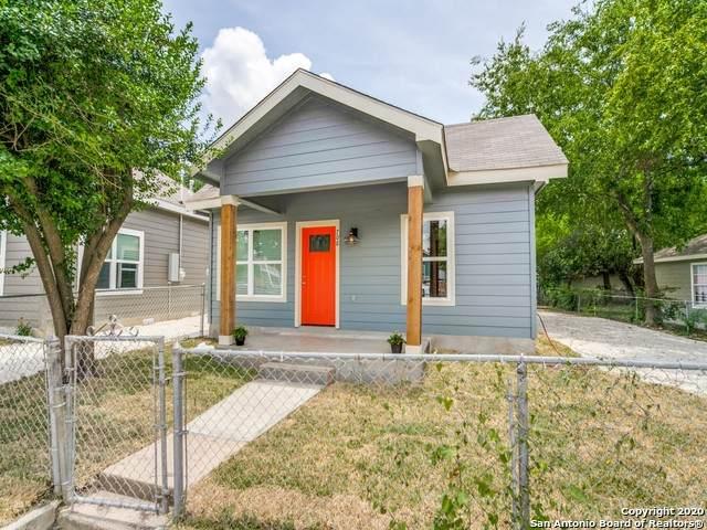 708 S Olive St, San Antonio, TX 78203 (MLS #1465412) :: Vivid Realty