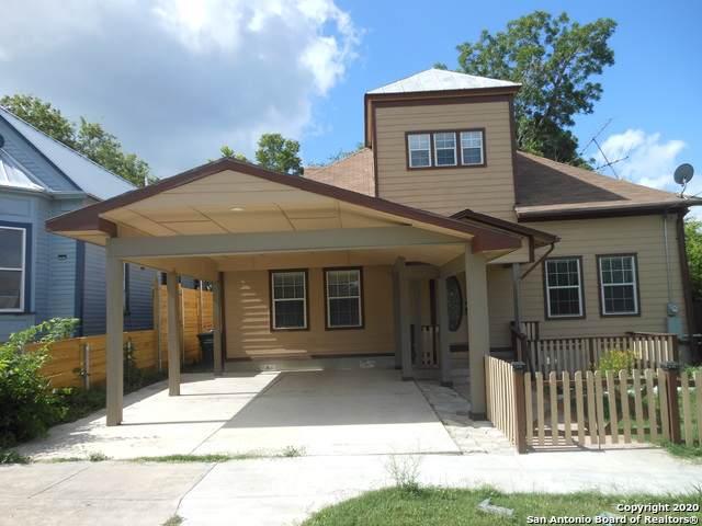 1118 Wyoming St., San Antonio, TX 78203 (MLS #1465467) :: The Heyl Group at Keller Williams