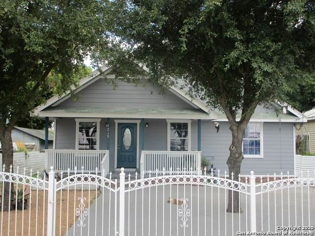 1213 N Olive St, San Antonio, TX 78202 (MLS #1465544) :: Alexis Weigand Real Estate Group