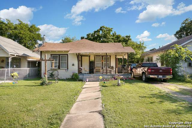 243 W High Ave, San Antonio, TX 78210 (MLS #1465614) :: The Gradiz Group
