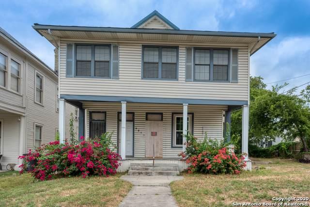 2511 N Flores, San Antonio, TX 78212 (MLS #1465702) :: Alexis Weigand Real Estate Group