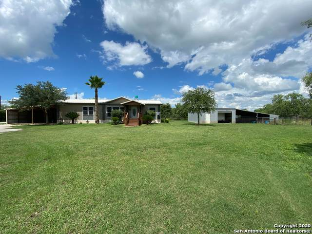 2190 County Road 136, Kenedy, TX 78119 (MLS #1465715) :: Alexis Weigand Real Estate Group